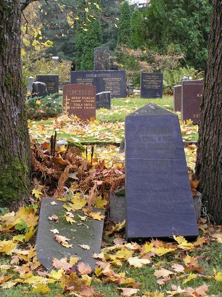 malmin hautausmaan itäinen kappeli