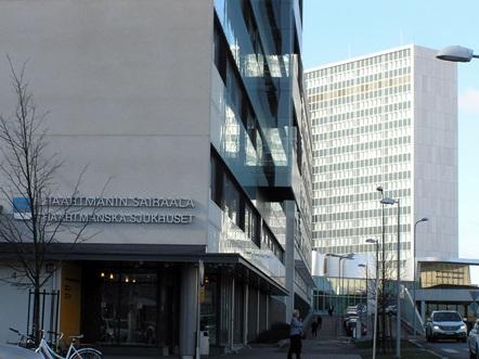 Haartmanin Sairaala